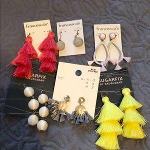 Accessories - Stylish earrings